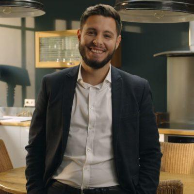 vidéo Antoine témoigne sur son expérience collaborateur au sein du Groupe